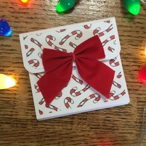 Christmas post-it note holder